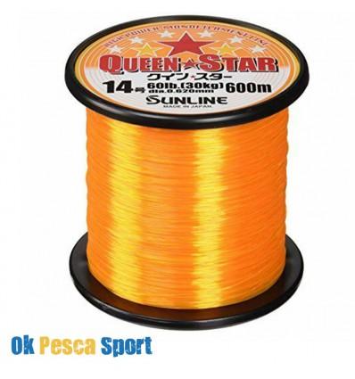 monofilo Sunline QUEEN STAR 600 mt orange