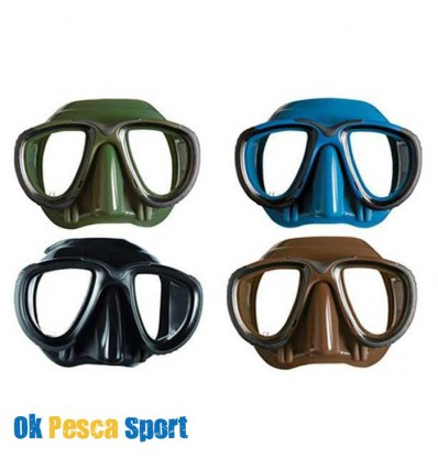 maschera apnea MARES TANA vari colori disponibili