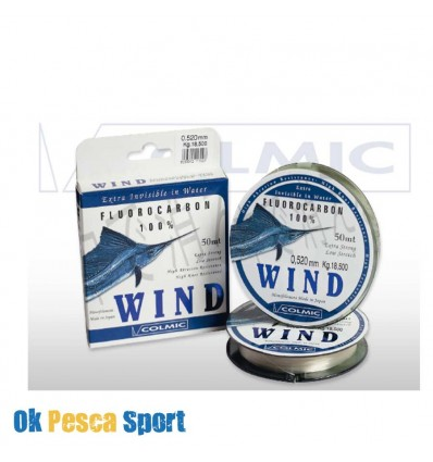 fluorocarbon WIND By COLMIC