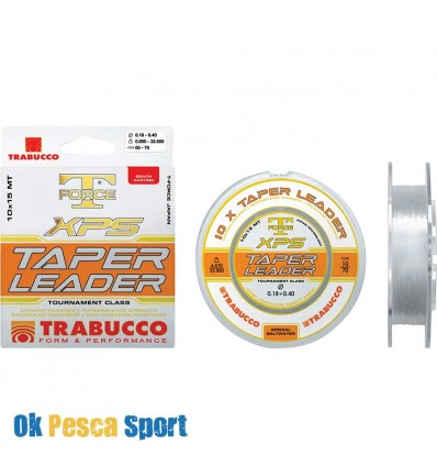 shock leader conico XPS Taper Leader