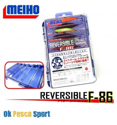 cassetta MEIHO reversible D-86