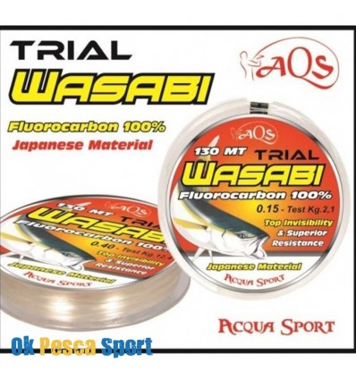 fluorocarbon Wasabi Trial By Aquos