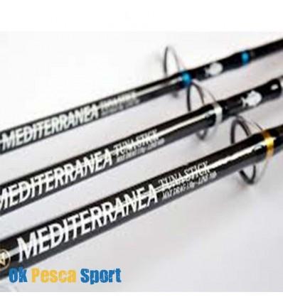 canna Crown Mediterranea 25/130 gr 8'