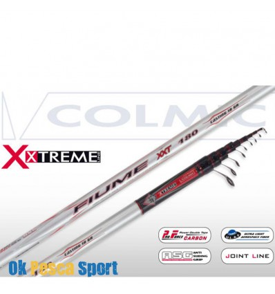 Canna bolognese Colmic Fiume 180